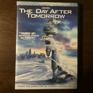 The Day After Tomorrow DennisQuaid Jake Gyllenhaal